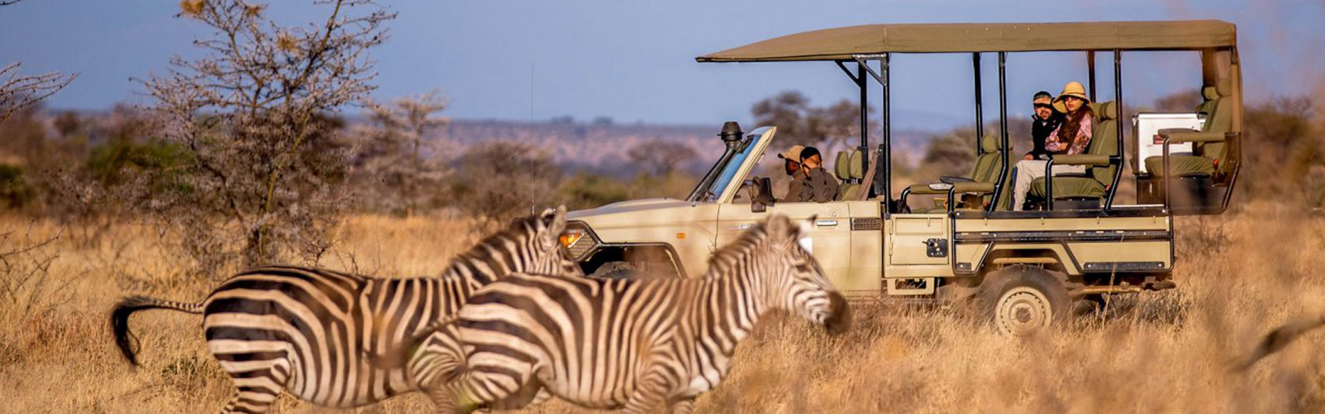 4 Days / 3 Night Selous Safari Trip